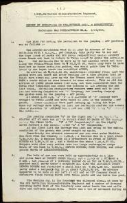 Harry Joseph Keyes War Diary 7