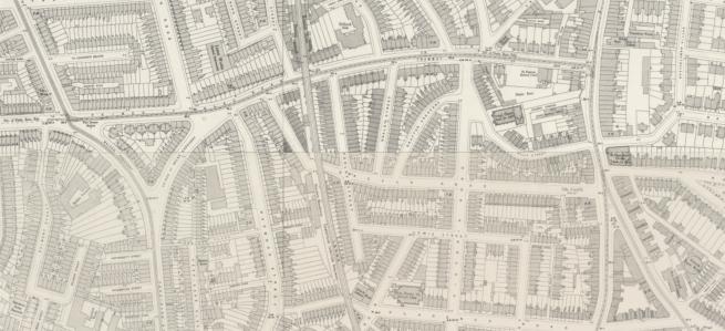 Hadley Street, St. Pancras