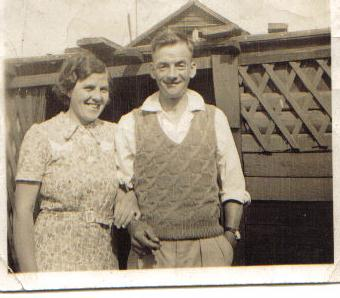 Horace and Eileen Chiddicks 2