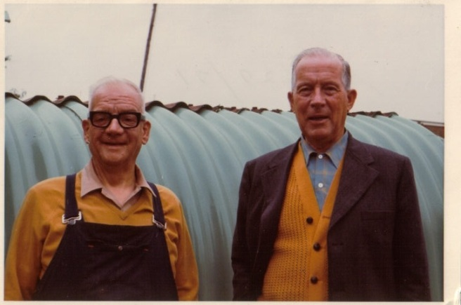 Horace and Fred Chiddicks