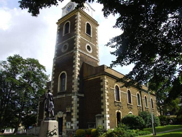 St Georges Church Gravesend 2