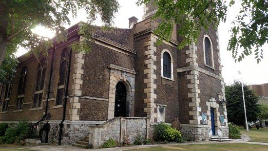 St Georges Church Gravesend