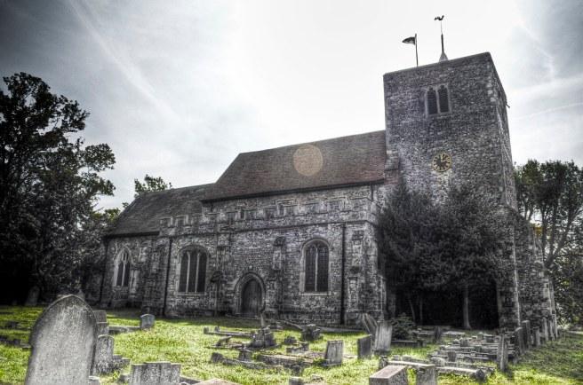 St Mary The Virgin Church South Benfleet