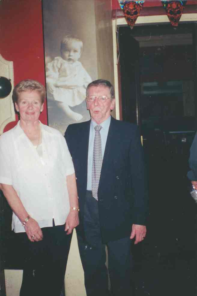 John and Josie Daniels