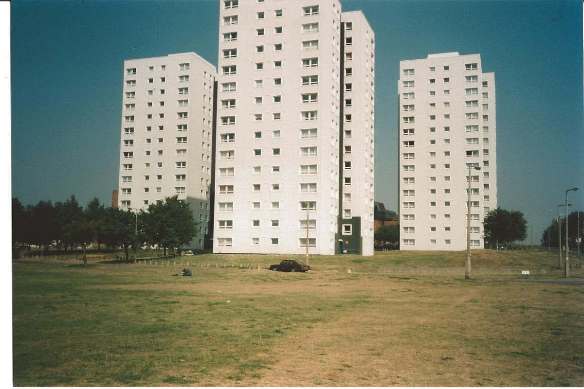 8, Butler House