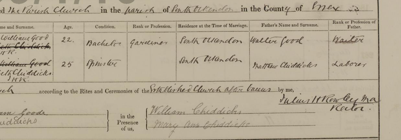 Elizabeth Chiddicks:Goode Marriage 2