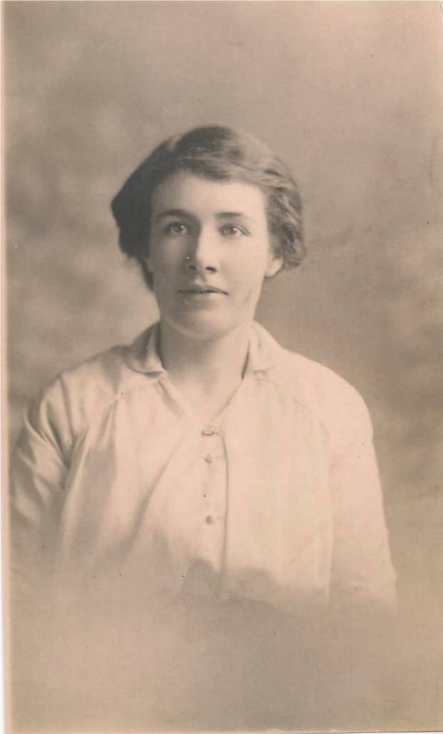Gt Aunt Frances Mary Wootton