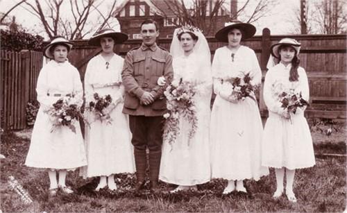 Thomas Wootton Marriage to Mary Staples